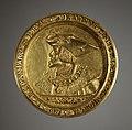 Hans Schwarz - Medallion with Portrait of Emperor Charles V - Walters 541011.jpg