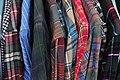 Harajuku - Cat Street - men's shirts closeup 01 (15120546093).jpg
