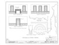 Harper House, Wrightsboro Road, Augusta, Richmond County, GA HABS GA,123-AUG.V,1- (sheet 11 of 11).png