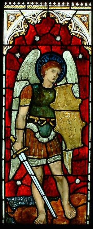 Harry Ellis Wooldridge - St Michael (1876)