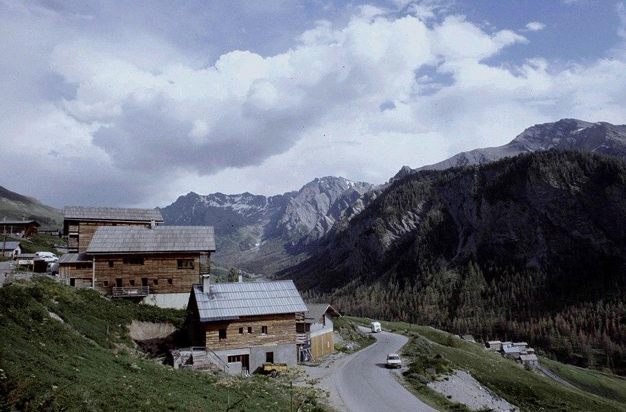 Hautes-Alpes Saint-Veran 071986