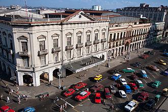 Old Havana - Payret Cinema