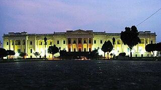 historical building of Murshidabad, West Bengal