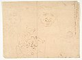 Head of a Satyr and Other Figure Studies MET DP809330.jpg
