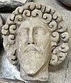 Head of a man from Hatra, Iraq. 2nd-3rd century CE. Sulaymaniyah Museum, Iraq.jpg