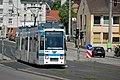 Heidelberg - Haltestelle Czernybrücke und S-Bahn RNV 3217.JPG