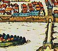 Heilbronn Katharinenspital mit Johanneskirche 1617.jpg