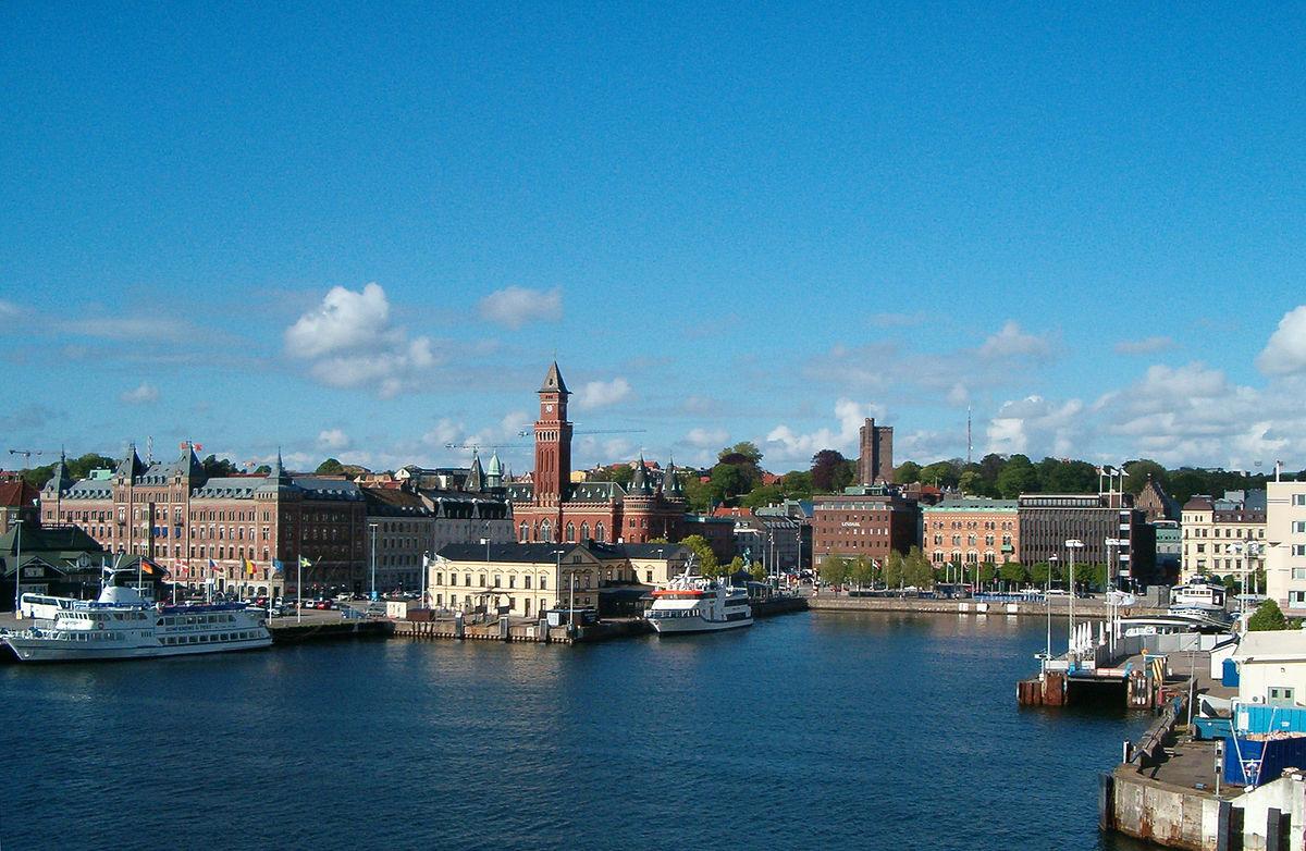 Resultado de imagem para Helsingborg