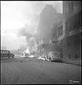 Helsinki bombardment 1939 Maitokeskus.jpg
