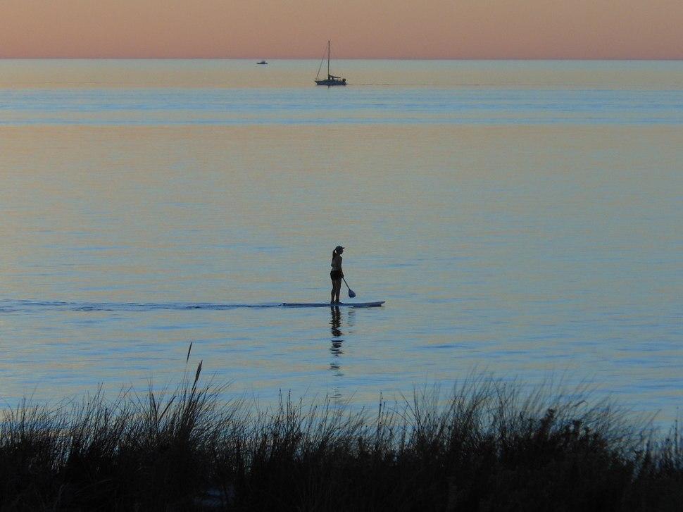 Henley Beach South sunset