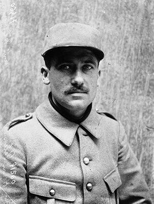 Henri Pélissier - Henri Pelissier in 1919.