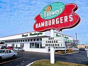 Henry S Hamburgers