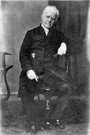 Henry Williams (missionary) - Williams about 1865