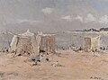 Henry Déziré, La plage (1935), Musées d'Art et d'Histoire de La Rochelle, cliché Max Roy.jpg
