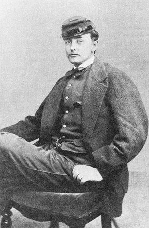Henry Livermore Abbott - Image: Henry Livermore Abbott in uniform