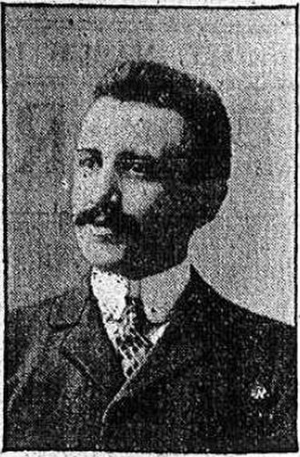 Henry Medicus - Medicus in the March 18, 1905 edition of the Brooklyn Daily Eagle.