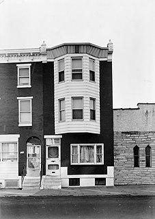 Henry O. Tanner House historic house in Philadelphia