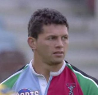 Henry Paul - Paul in action for Harlequins RL
