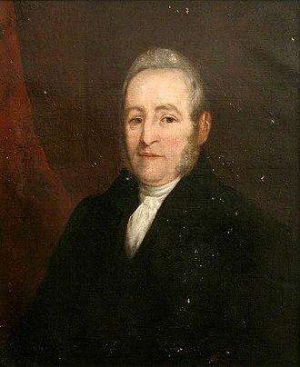 Henry Trengrouse - Henry Trengrouse, portrait by John Opie