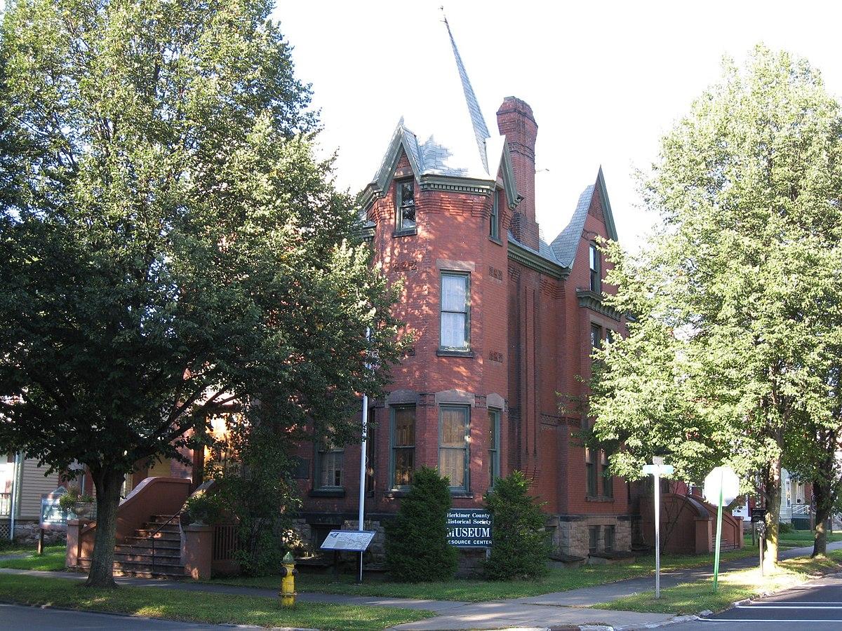 Herkimer County Historical Society - Wikipedia