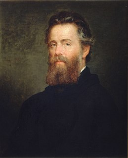 Herman Melville 19th-century American novelist, short story writer, essayist, and poet