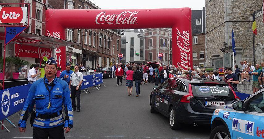 Herve - Tour de Wallonie, étape 4, 29 juillet 2014, départ (A16).JPG