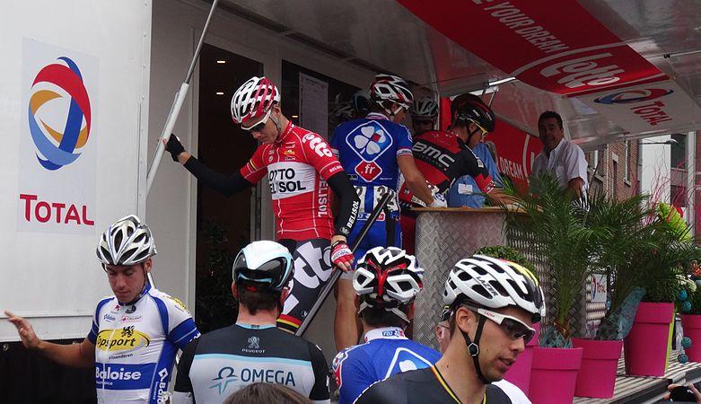 Herve - Tour de Wallonie, étape 4, 29 juillet 2014, départ (C49).JPG