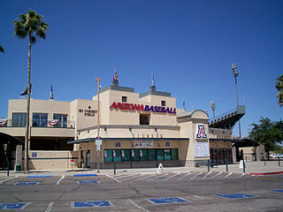 baseball stadium located in Tucson, Arizona