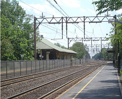 Highland Avenue station (NJ Transit)