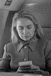 Hillary Rodham Clinton on plane using Game Boy (12).jpg