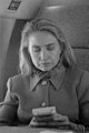 Hillary Rodham Clinton on plane using Game Boy (12).jpg