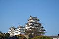 Himeji castle April 20.jpg