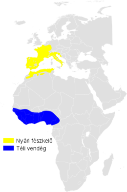Hippolais polyglotta distribution map.png
