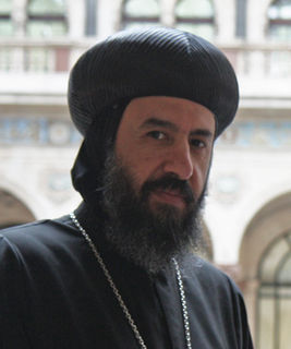 Coptic Orthodox Bishop