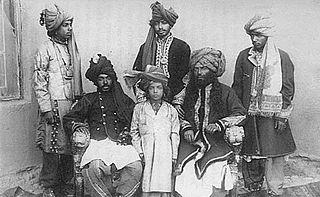 Khan of Kalat Title