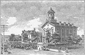 Jackson, Ohio - Late 19th century