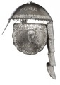 Hjälm, 1500-talets slut - Livrustkammaren - 100656.tif