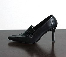 Schuhe pumps wikipedia