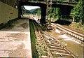 Hochwasser 2002 Bahnhof Hainsberg-West.jpg