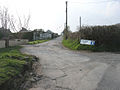 Holdings Lane, near Capel Llanilltern - geograph.org.uk - 380533.jpg