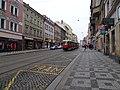 Holešovice, zastávka Kamenická, tramvaj 26.jpg