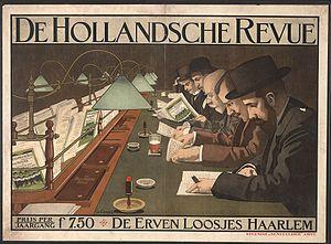 Johann Georg van Caspel - Image: Hollandsche Revue