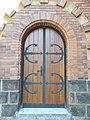 Holy Spirit Church, W door, 2020 Zugló.jpg