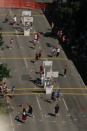 Hoopfest 2008 in Spokane, WA