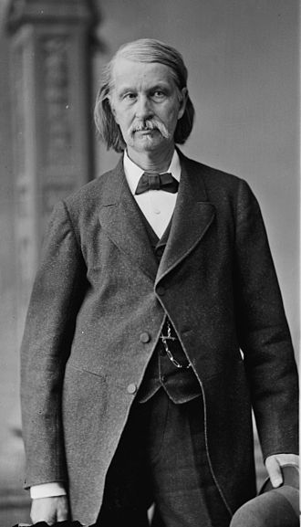 Tennessee's 2nd congressional district - Image: Horace Maynard Brady Handy