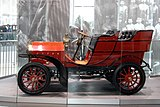 Horch Tonneau, Bj. 1903 (museum mobile 2013-09-03).JPG