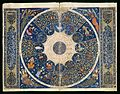 Horoscope from the book of the birth of Iskandar Wellcome L0040161.jpg