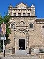 Hospital de Santa Cruz (Toledo). Portada.jpg