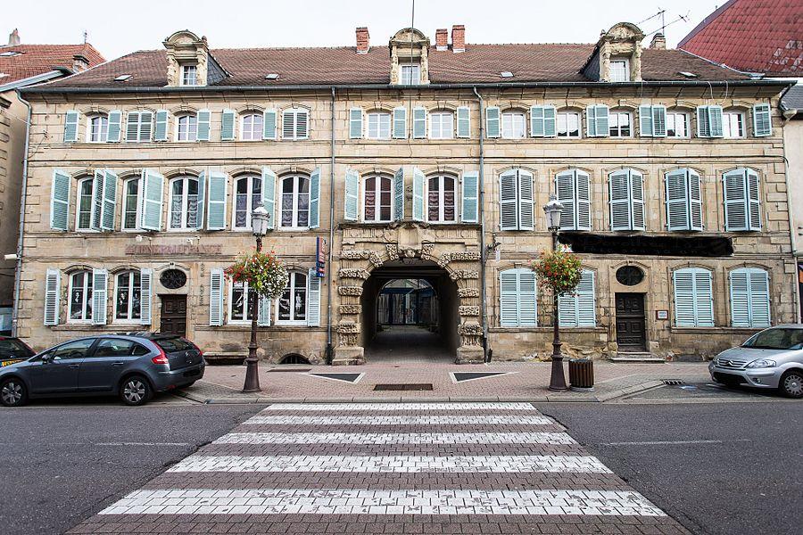 Hôtel sis Hotel 36-38 rue Hirschauer à Saint-Avold