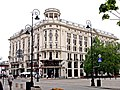 Hotel Bristol, Krakowskie Przedmieście, Warsaw - panoramio.jpg